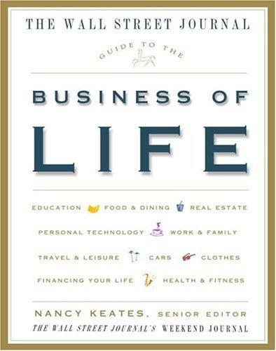 The Wall Street Journal. Guide to the Business of Life