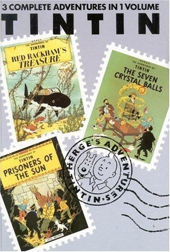 《THE ADVENTURES OF TINTIN VOLUME 4》txt,chm,pdf,epub,mobi電子書下載