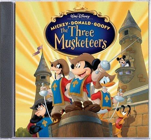 Mickey Donald Goofy: The Three Musketeers