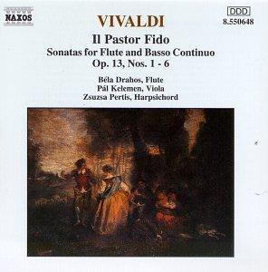 VIVALDI: II Pastor Fido Op. 13, Nos. 1- 6