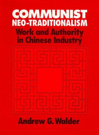 Communist Neo-traditionalism