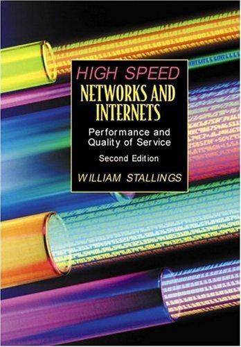 High-Speed Networks and Internets