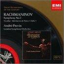 Rachmaninov. Symphony No. 2 in E minor, Op.27