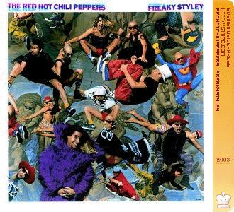 Red Hot Chilli Peppers Interview Disc