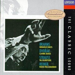 Brahms: Hungarian Dances; Dvorák: Slavonic Dances; Strauss: Till Eulenspiegel