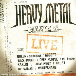 Heavy Metal Masters Live