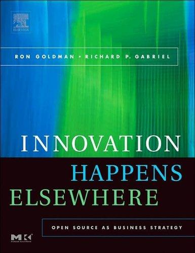 Innovation Happens Elsewhere, First Edition