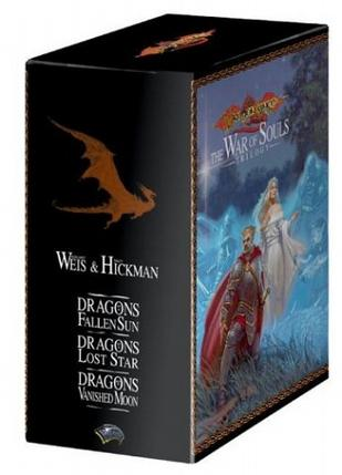 The War of Souls Trilogy Gift Set