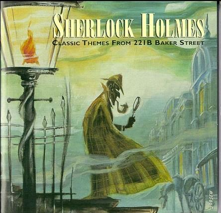 Sherlock Holmes: Classic Themes From 221B Baker Street (Television And Film Score Anthology)