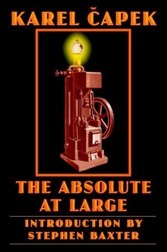 The Absolute at Large (Bison Frontiers of Imagination)
