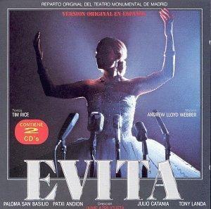 Evita (1980 Spanish Cast)