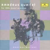 Mozart: String Quartets. The 1950 Mozart Recordings