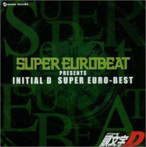 Initial D - Super Euro Best