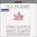 Mozart: String Quintets K593 & K614