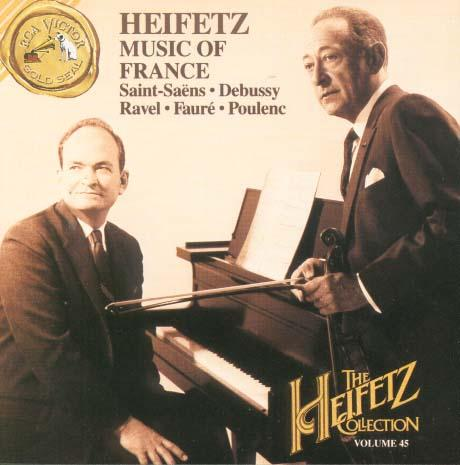 The Heifetz Collection Vol.45
