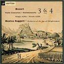 Mozart: Concertos for violin No3; Concertos for violin No4