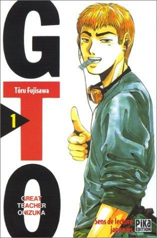 GTO (Great Teacher Onizuka), tome 1