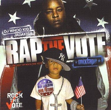 Jadakiss presents RAP THE VOTE [Mixtape] [2004 Collectors Edition] [Limited Edition]