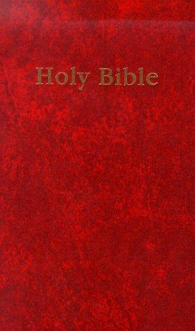 New American Standard Reader's/Pew Bible; Red Hardcover
