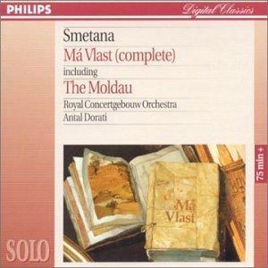 Smetana: Ma Vlast, Moldau