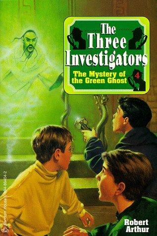 The Mystery of the Green Ghost (Alfred Hitchcock & the Three Investigators 4)