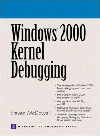 Windows 2000 Kernel Debugging