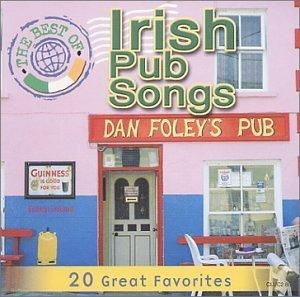 The Best of Irish Pub Songs: 20 Great Favorites