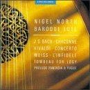 Nigel North - Baroque Lute