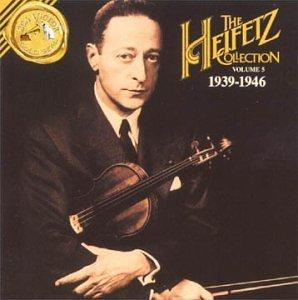 Heifetz Collection, Volume 5 (1939-1946)