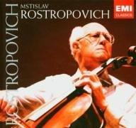 Rostropovich-Luxury Ed. w/Book