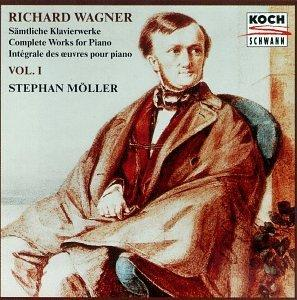 Richard Wagner: Complete Works for Piano, Vol. 1