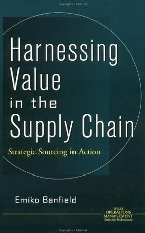 Harnessing Value in the Supply Chain