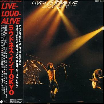 Live-Loud-Alive: Loudness in Tokyo