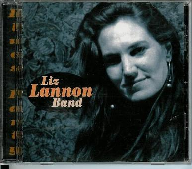 Blues Party Liz Lannon Band CD