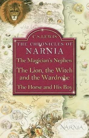 The Magician's Nephew With 'the Lion, the Witch and the Wardrobe' and 'the Horse and His Boy