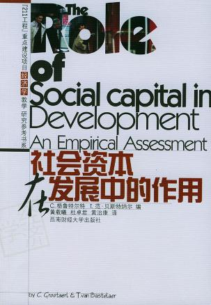 社会资本在发展中的作用