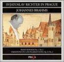 Johannes Brahms: Piano Sonatas No. 1, No. 2; Variations on a Hungarian Song, Op. 21, No. 2