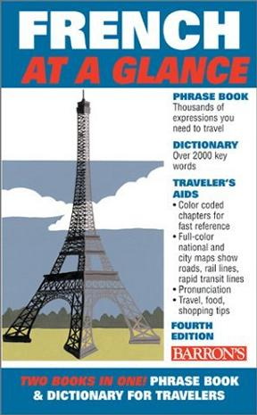 French At a Glance (At a Glance Series)