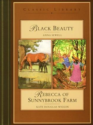 Double Classics Black Beauty/Rebecca of Sunnybrook Farm