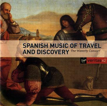 Spanish Music of Travel and Discovery
