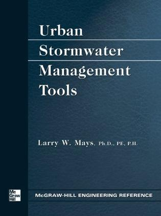 Urban Stormwater Management Tools