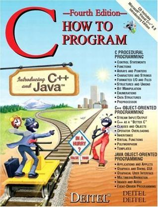 C How to Program, Fourth Edition