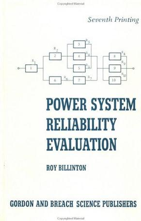 Power System Reliability Evaluation