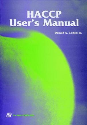 HACCP User's Manual