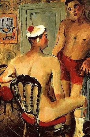 The Homoerotic Art of Pavel Tchelitchev