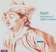 Haydn String Quartets Op.77 - Quatuor Mosaiques