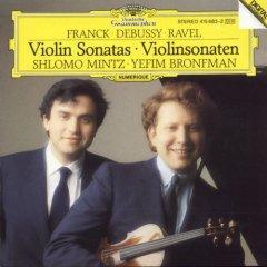 Franck/Debussy/Ravel: Violin Sonatas