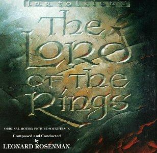 J. R. R. Tolkien's The Lord Of The Rings: Original Motion Picture Soundtrack