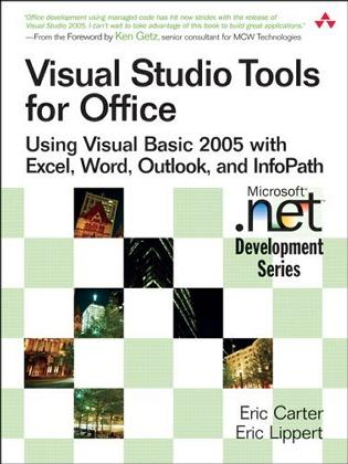 Visual Studio Tools for Office