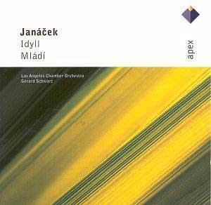 janacek:youth for wind sextet